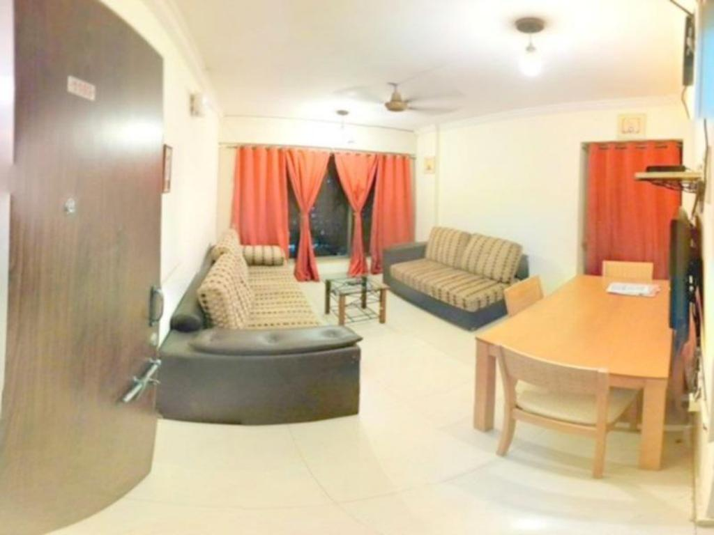 Inne 1 BHK Serviced Apartment in Malad West