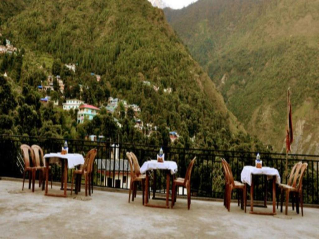 Restaurace Hotel Kailash Regency