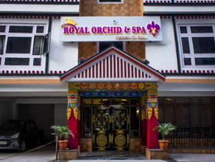 Hotel Royal Orchid and Spa