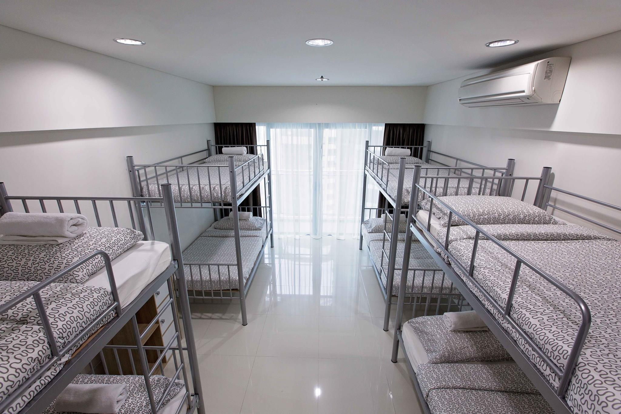 2 People in 8-Bed Dormitory - Female Only