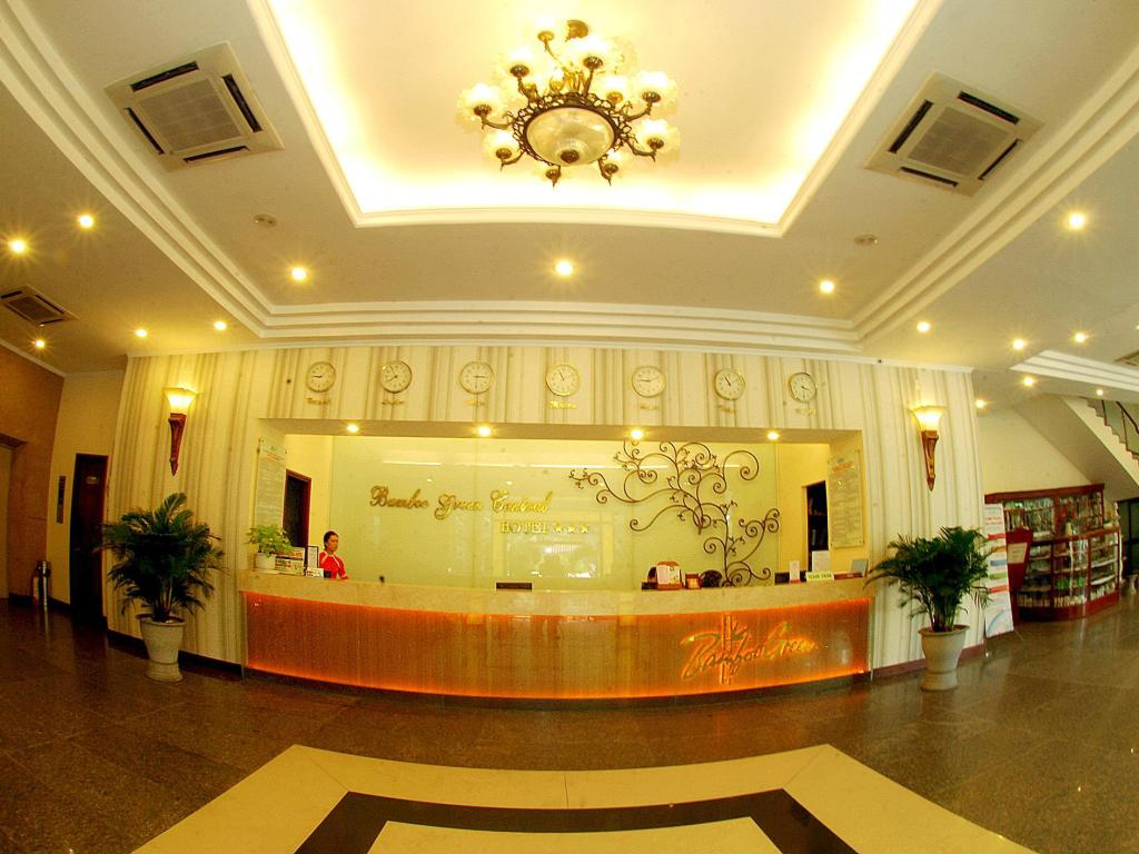 best price on bamboo green central hotel in da nang + reviews!