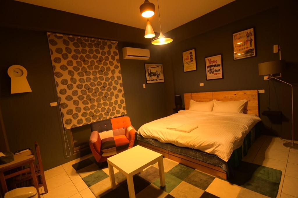 Double Room with shared bathroom room Simply Simple Bed and Breakfast