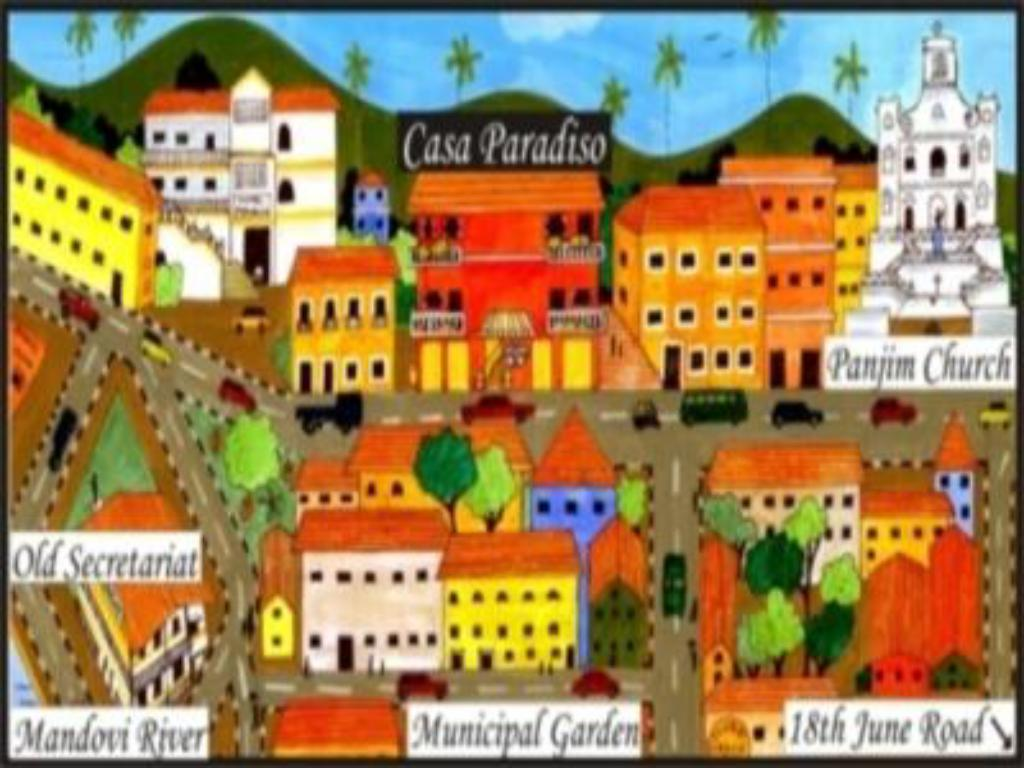 More about Casa Paradiso Hotel