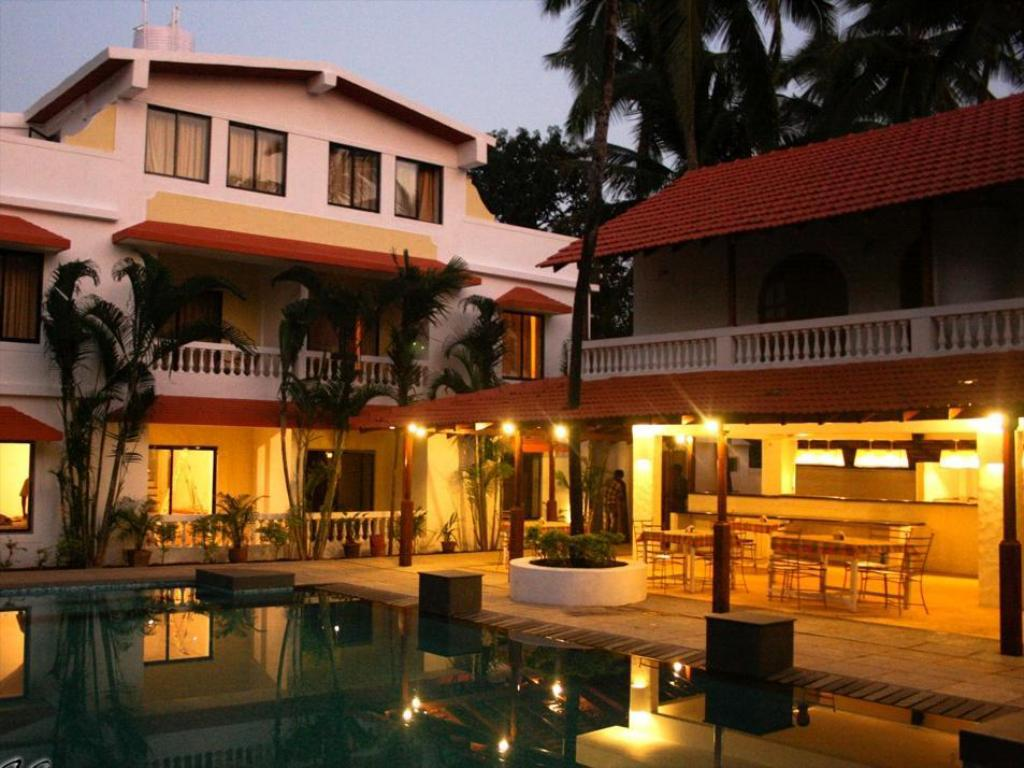 Casablanca Beach Resort in Goa - Room Deals, Photos & Reviews