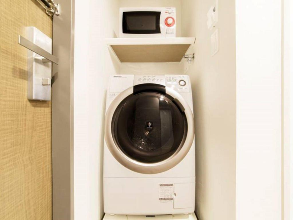 Moderate Semi-Double Room - Non-Smoking - Washing machine Tokyu Stay Ginza