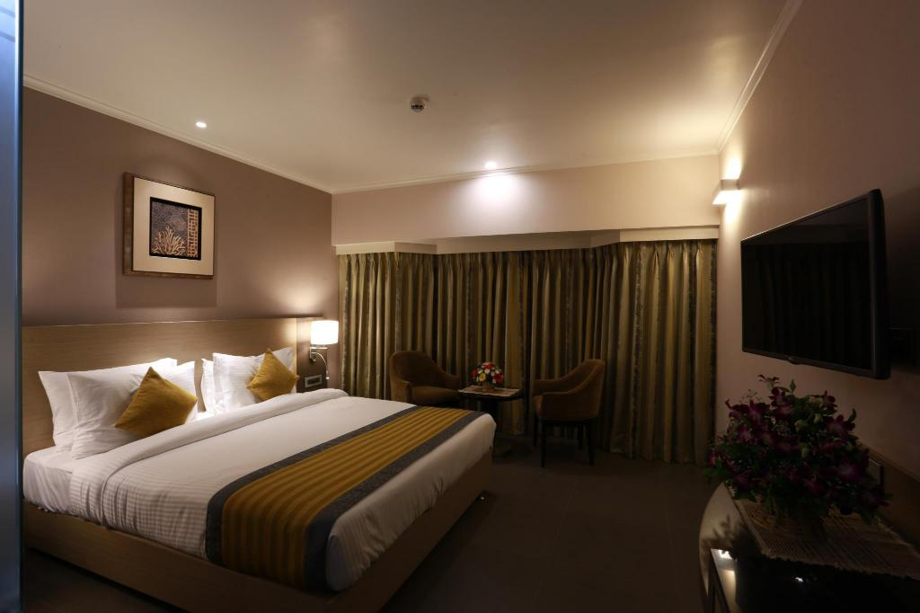 Deluxe Room - Bed Grande Delmon