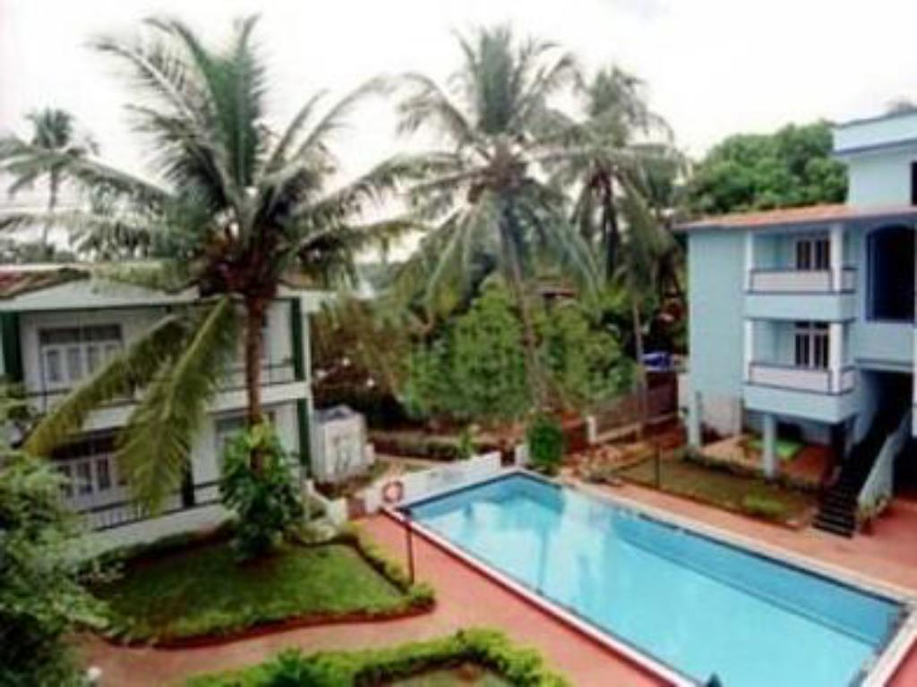 Summerville Beach Resort Goa  Book Rooms Photos Rates