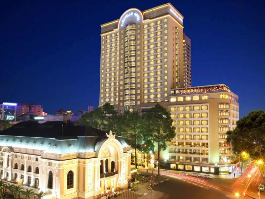 More about Caravelle Saigon Hotel