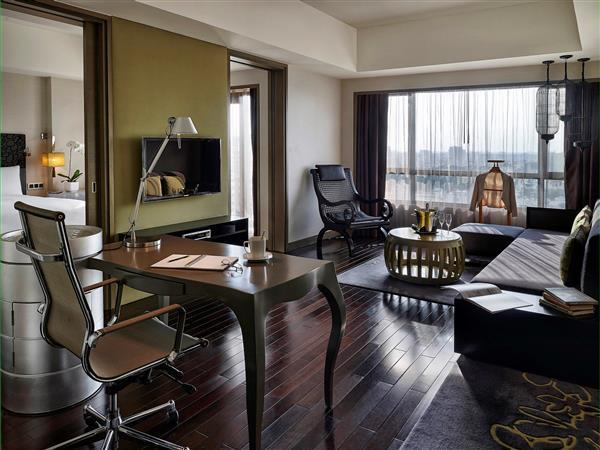 Prestige Suite with Club Millésime Access