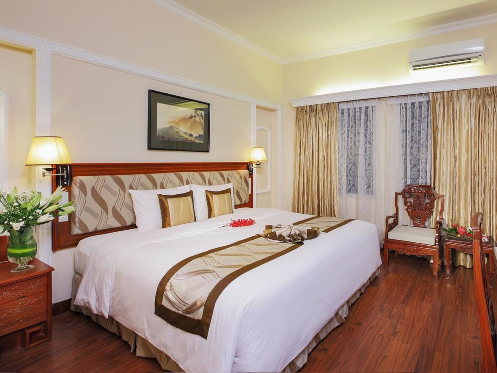 Deluxe Double or Twin Royal Hotel Saigon
