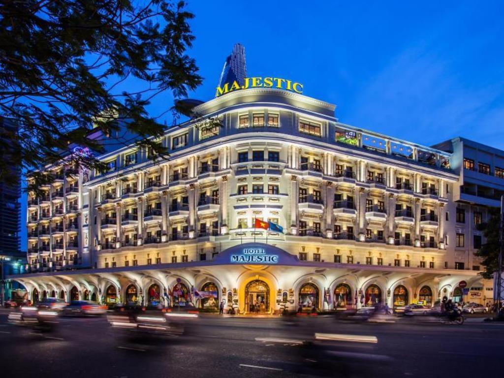 Hotel Majestic Saigon Ho Chi Minh Offres Speciales Pour Cet