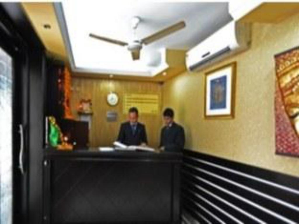 Interior view Hotel Swagath