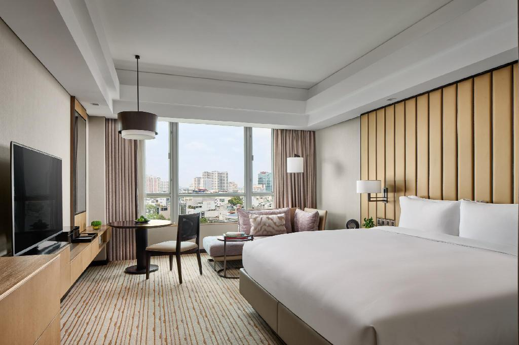 Habitación Residence Club Premier extragrande - Cama New World Saigon Hotel