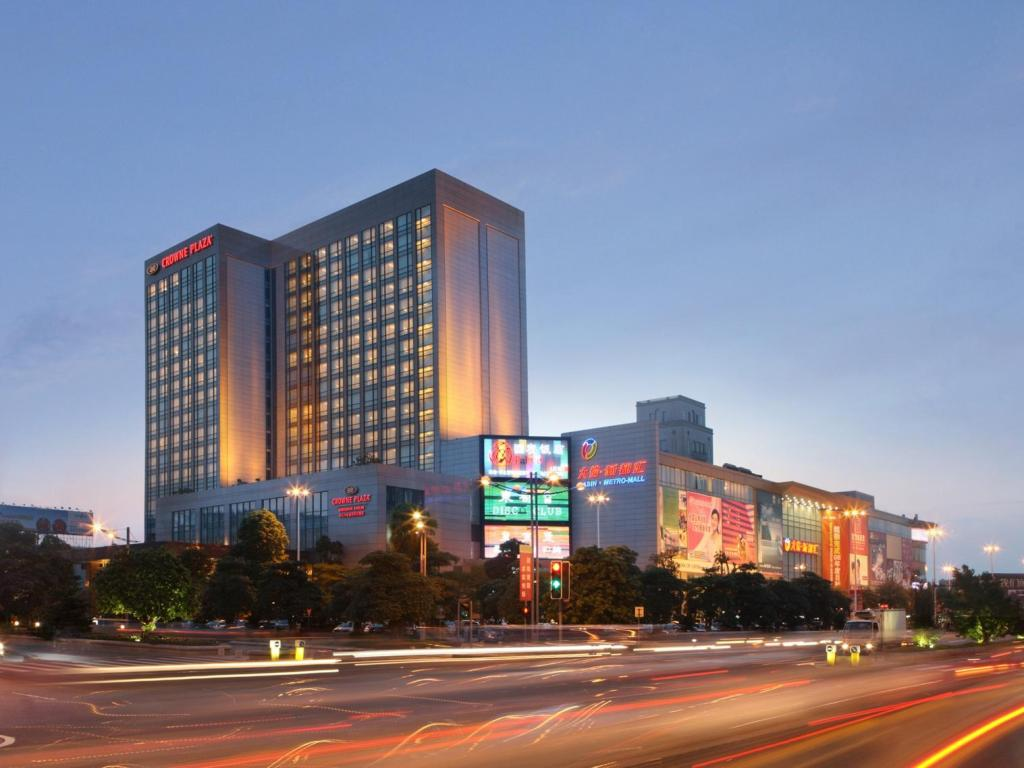 More about Crowne Plaza Zhongshan Xiaolan