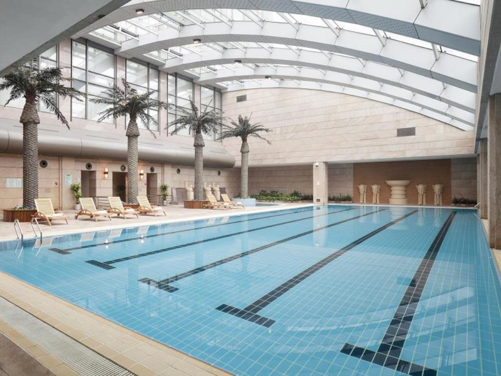 Swimming pool Crowne Plaza Zhongshan Xiaolan