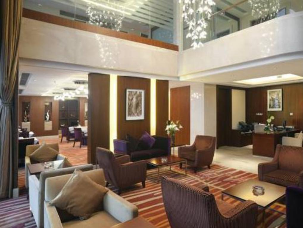 Interior view Crowne Plaza Zhongshan Xiaolan