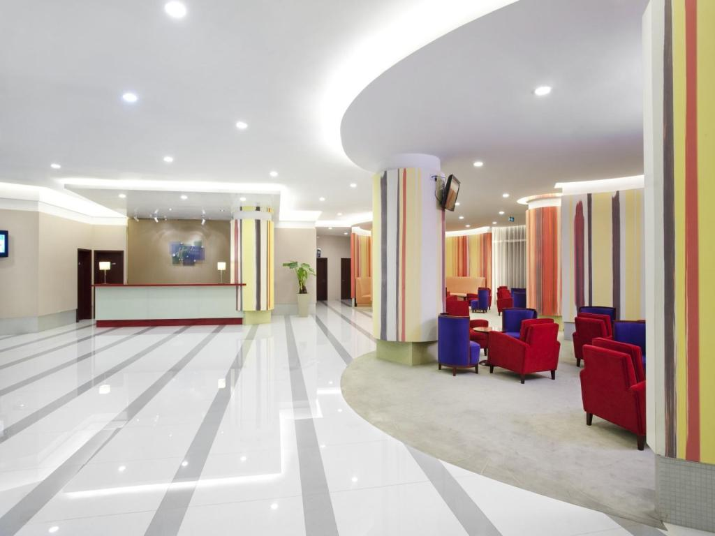 Vstupní hala Holiday Inn Express Changshu