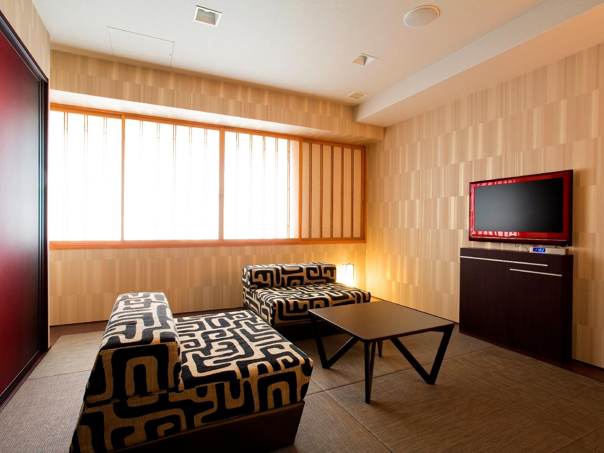 Japanese Style Room Type C for 4 People