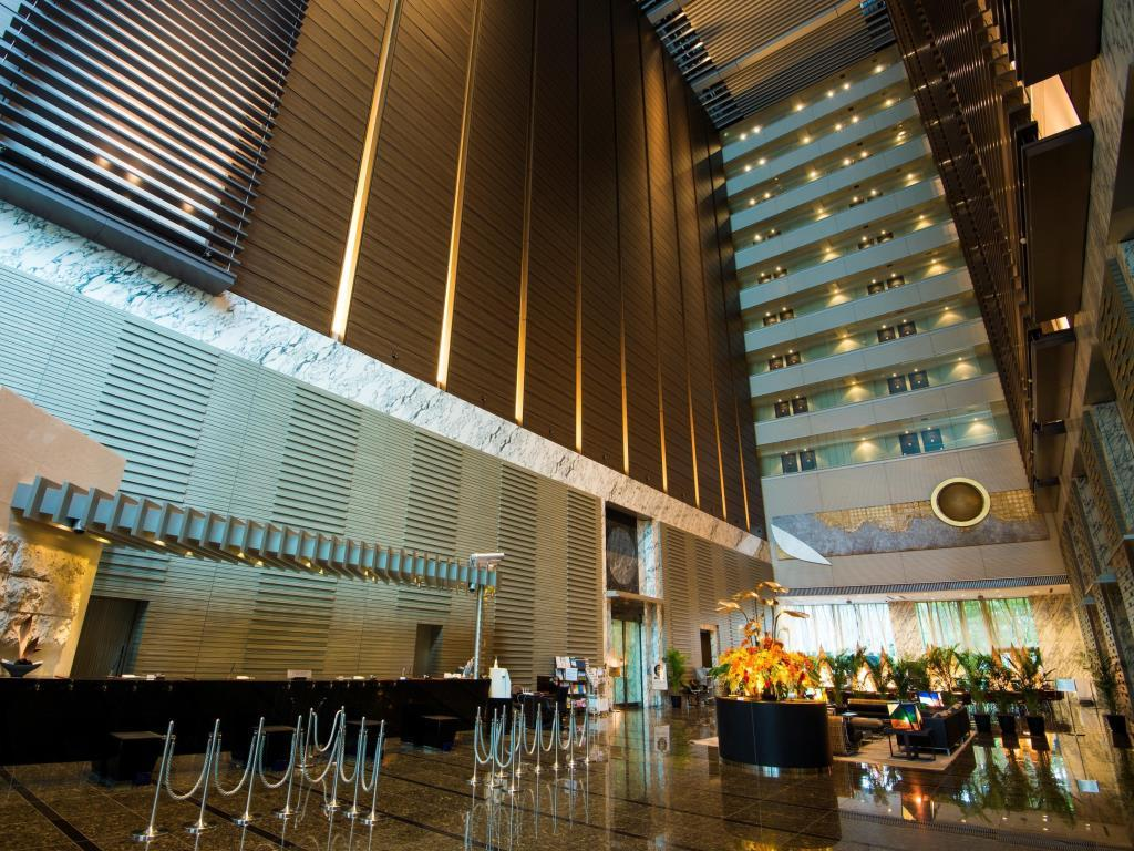 The Royal Park Hotel Tokyo Shiodome