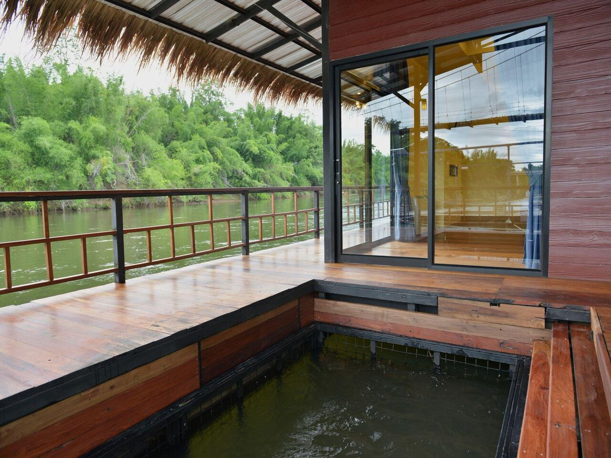 Raft Room River View