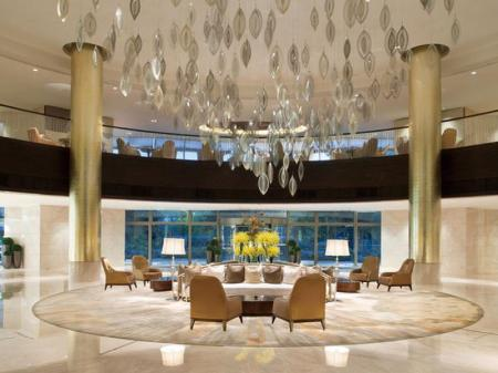 Lobby Marco Polo Wuhan Hotel