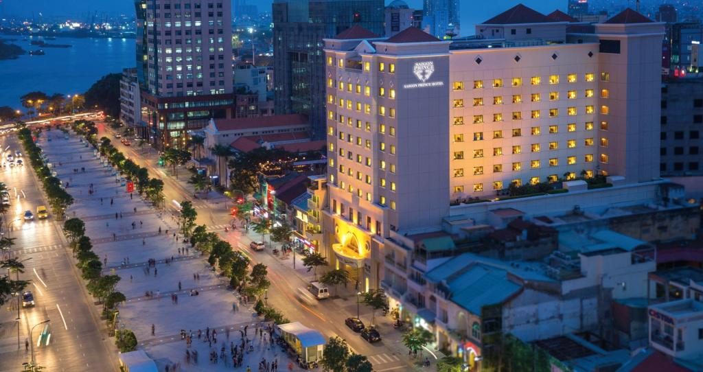 More about Saigon Prince Hotel