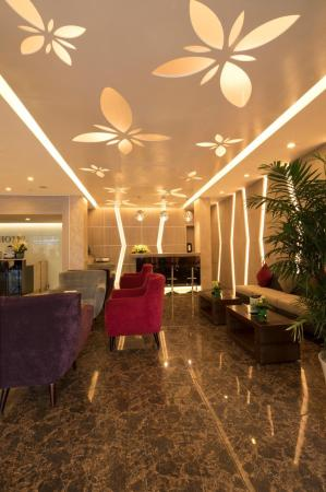 Lobby Vien Dong Hotel