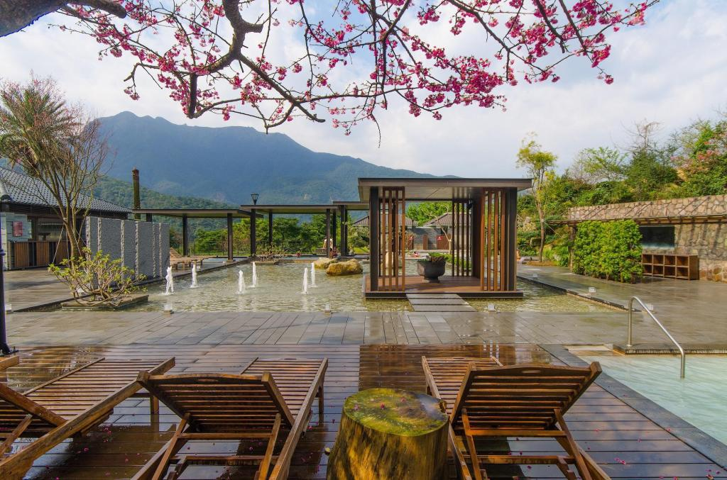 Yang Ming Shan Tien Lai Resort and Spa
