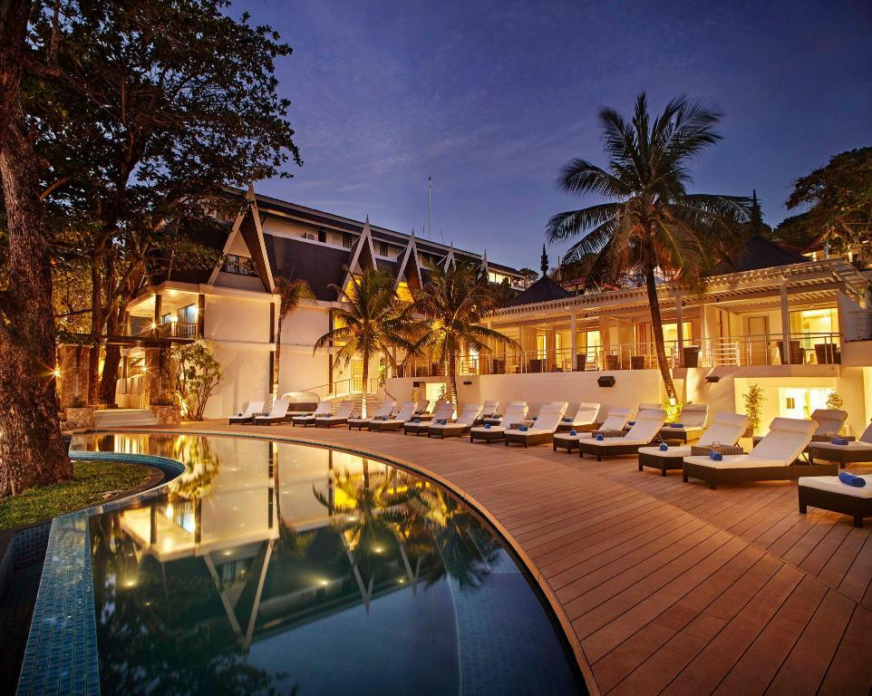 Swimming pool [outdoor] The Boathouse Phuket