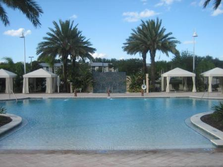 Swimming pool [outdoor] Monumental Hotel Orlando