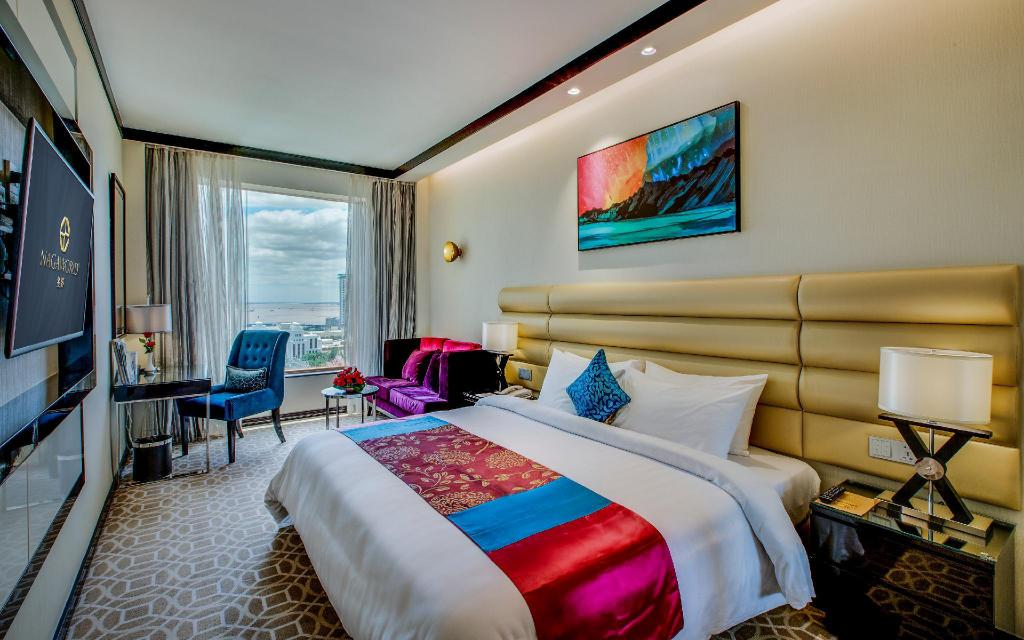 Superior Room - New Hotel Tower  - Guestroom NagaWorld Hotel & Entertainment Complex
