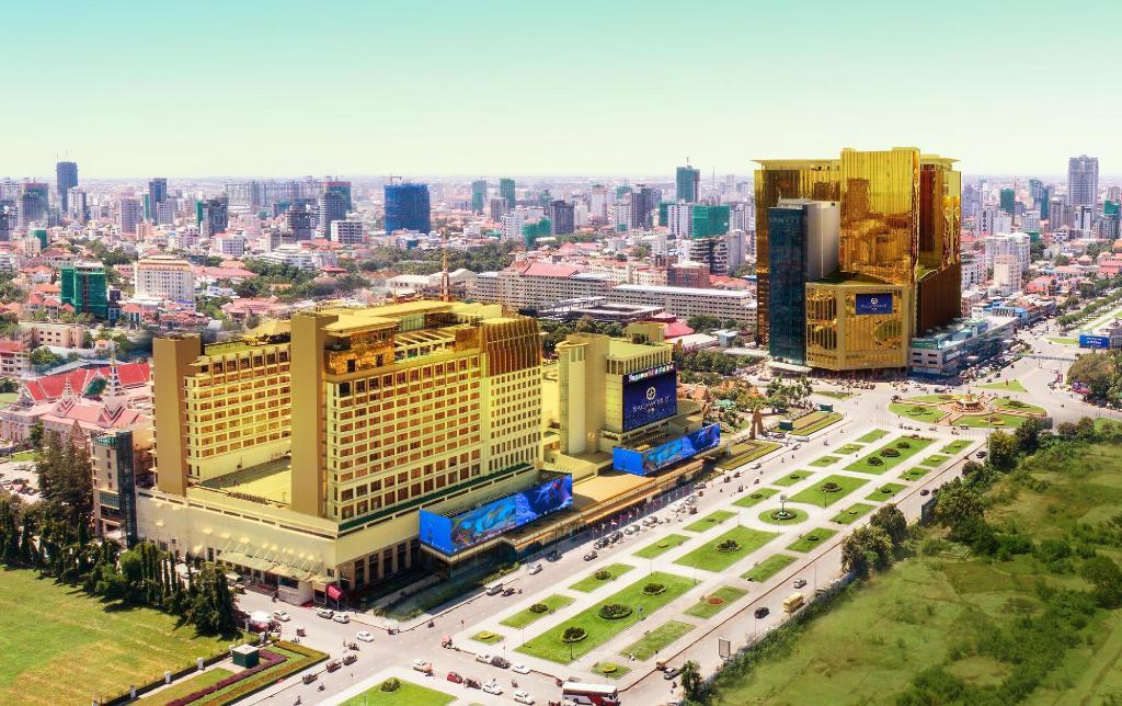 NagaWorld Hotel & Entertainment Complex, Phnom Penh | FREE ...