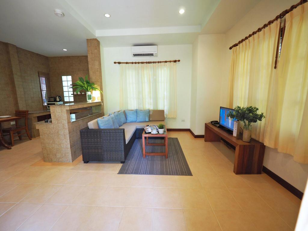 Superior - Room plan Samui Garden Home Hotel