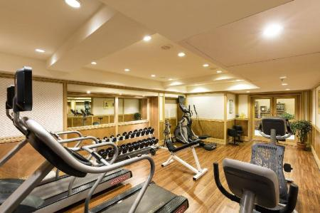 Fitness center The Resort