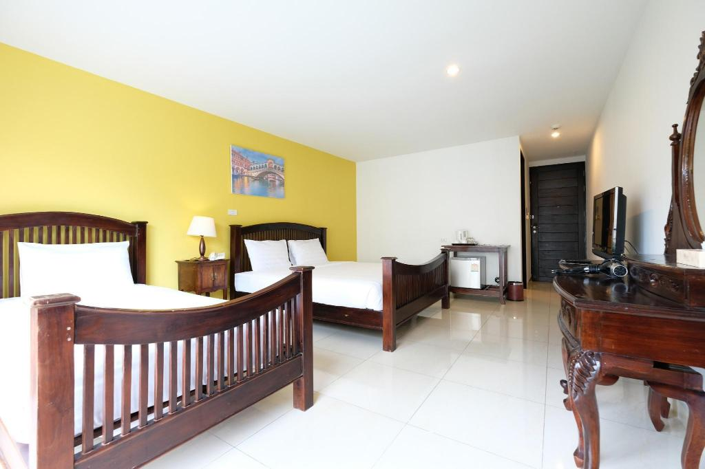 Superior - Rumsinfo Wongamat Privacy Residence
