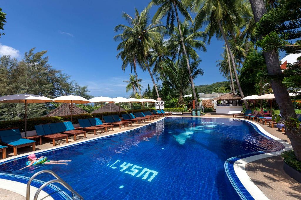 Swimming pool [outdoor] Best Western Phuket Ocean Resort