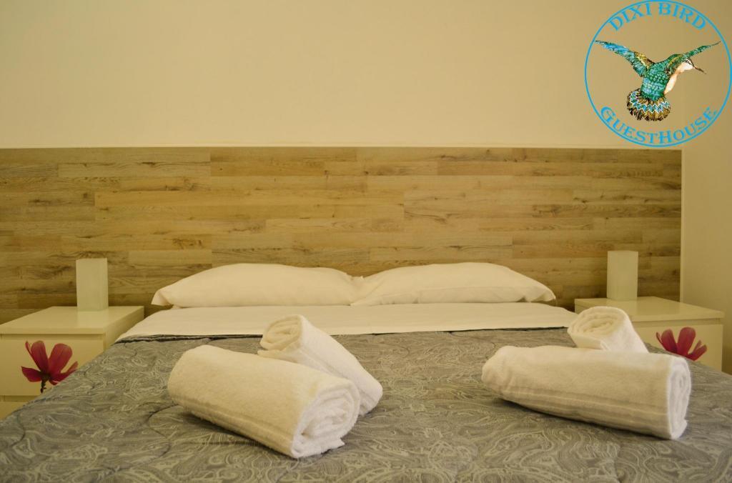 Camera con letto matrimoniale o 2 letti singoli Apartment ...
