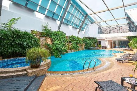 Swimming pool [outdoor] Regency House by Far East Hospitality