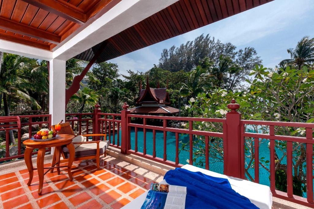 Poolside Deluxe - View Thavorn Beach Village Resort & Spa Phuket