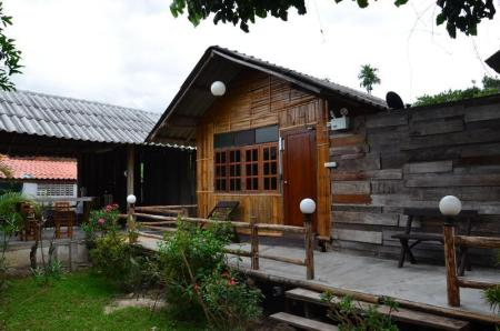 Lobby Pai Cat Hut Guesthouse