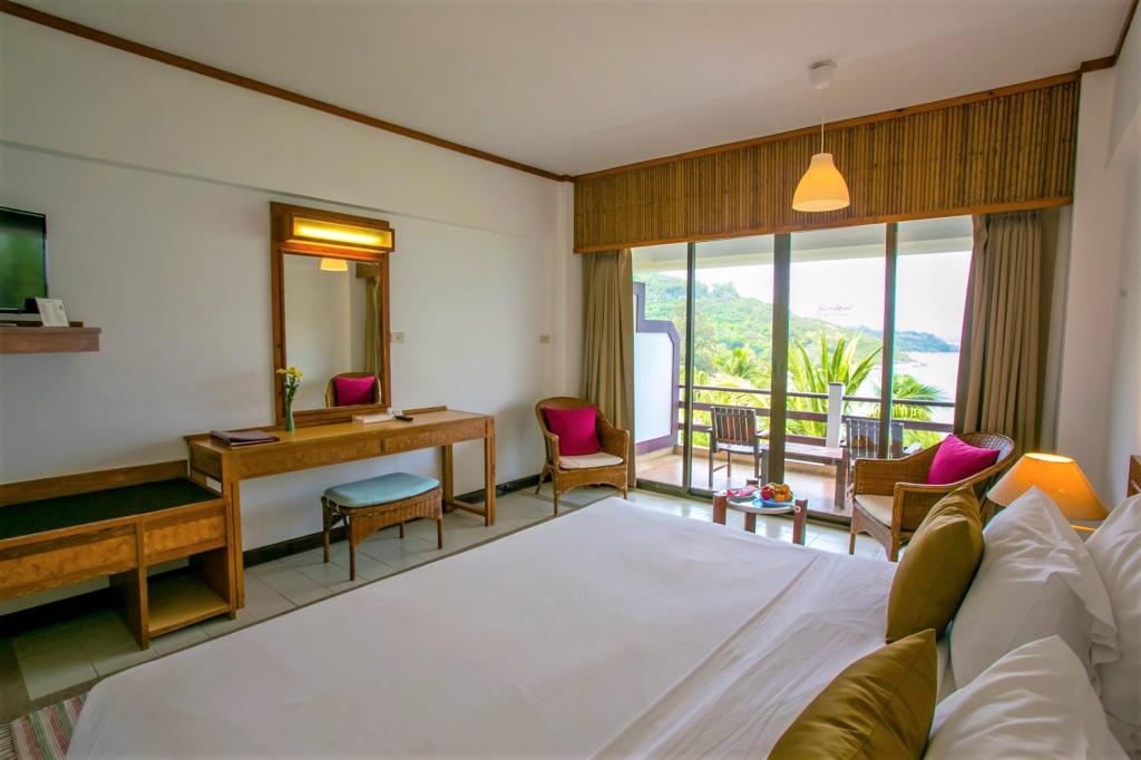 Deluxe Seaview - Säng Rayong Resort & Spa Retreat