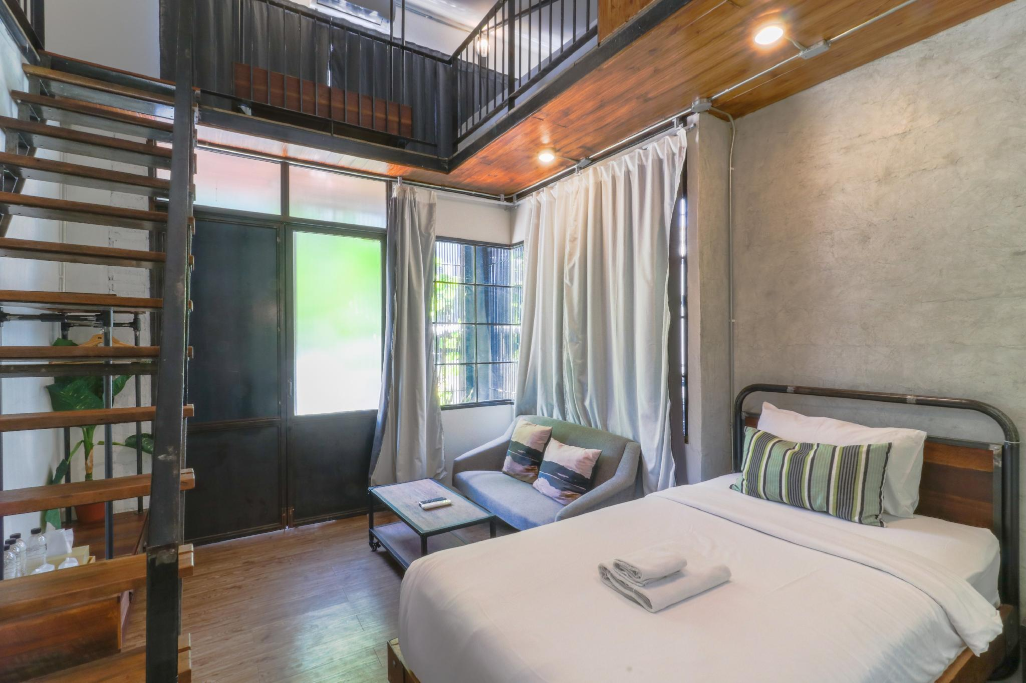 Oxotel Hostel In Chiang Mai Room