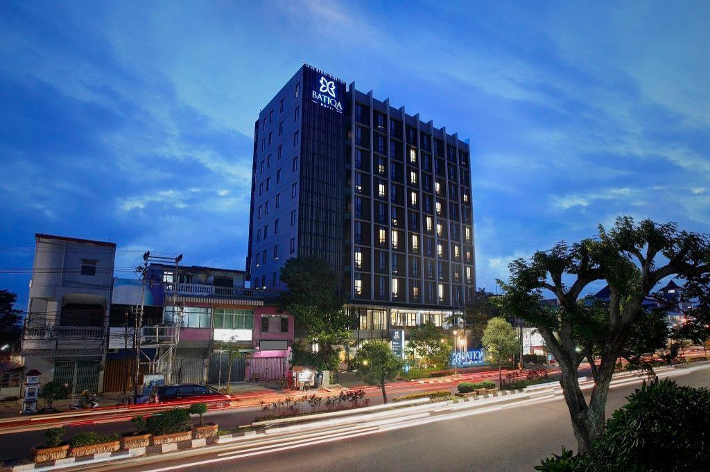 Rumah Minimalis 2 Lantai Di Palembang  batiqa hotel palembang indonesia mulai dari rp 372589