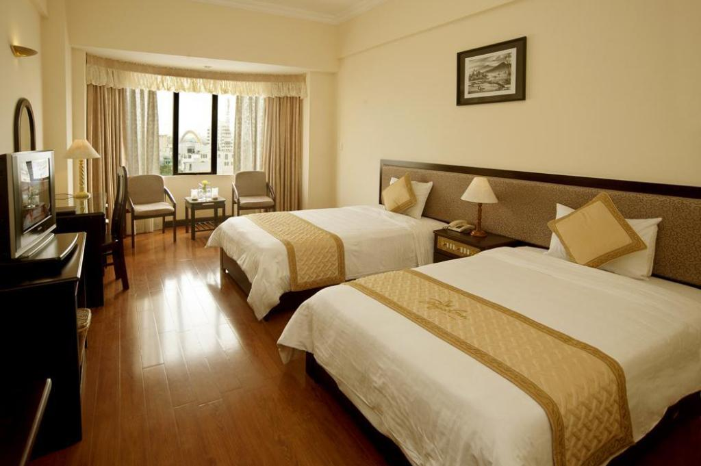 Superior Double - Room plan Bamboo Green Central Hotel