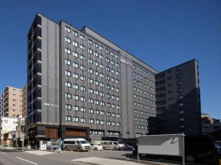 アパホテル<京都駅東>(全室禁煙) (APA Hotel Kyoto-Ekihigashi (All rooms non-smoking))