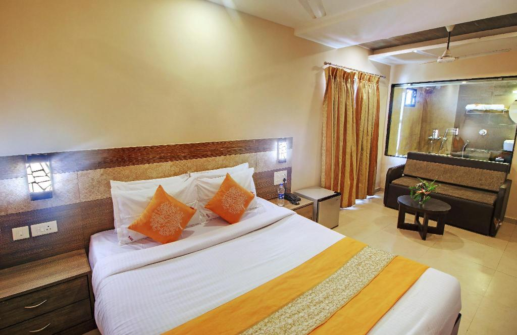 Superior Room - Bed Rahi Coral Beach Resort