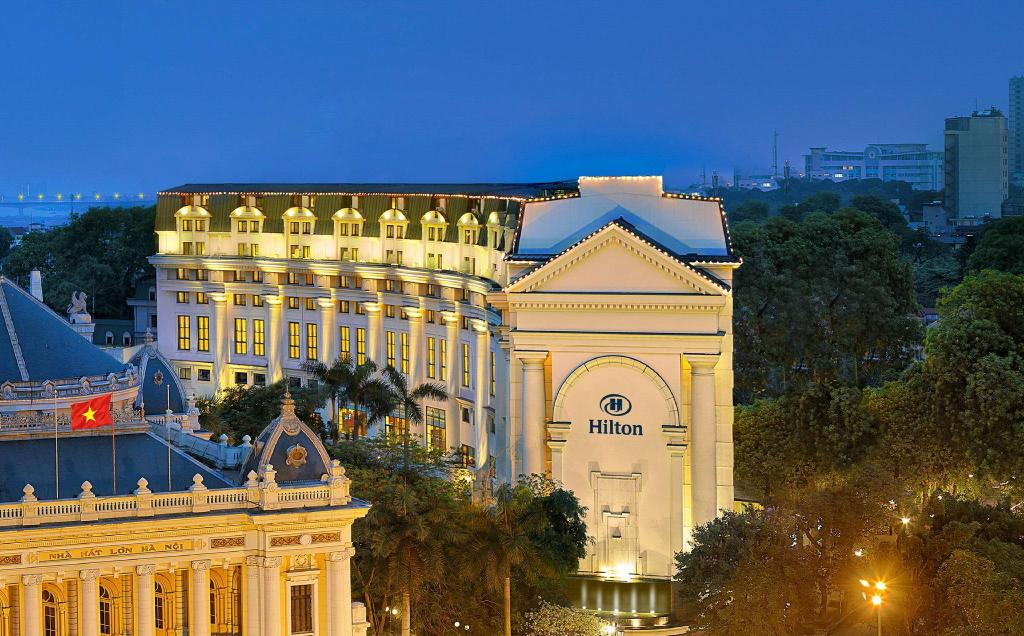More about Hilton Hanoi Opera