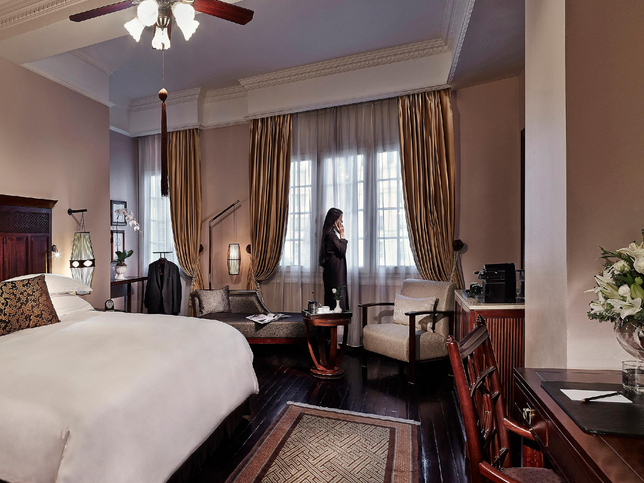 Historical Wing Grand Phòng Luxury Giường Queen (Historical Wing Grand Luxury Queen)