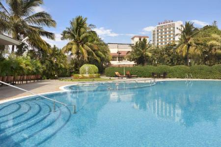 Swimming pool [outdoor] Ramada by Wyndham Powai Hotel & Convention Centre