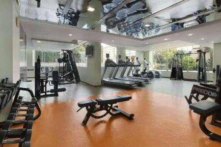 Fitness center Ramada by Wyndham Powai Hotel & Convention Centre